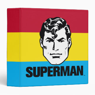 Stripe Boy - Superman Binder