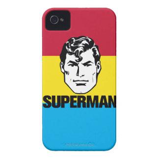 Stripe Boy - Superman Case-Mate iPhone 4 Case
