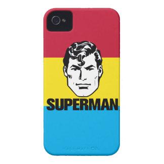 Stripe Boy - Superman iPhone 4 Cover