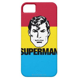 Stripe Boy - Superman iPhone SE/5/5s Case