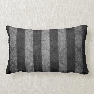 Stripe Design By John Lumbar Pillow