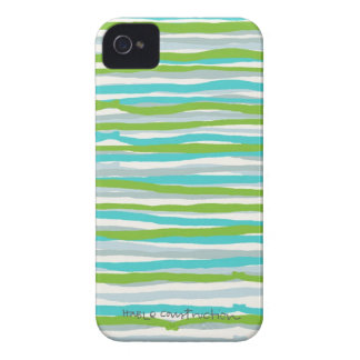 Stripe  iPhone 4 Barely There Case in Surf