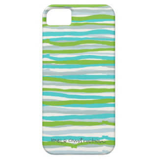 Stripe iPhone 5 Barely There Case in Surf