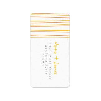 Stripe Label