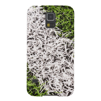 Stripe on grass case for galaxy s5