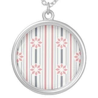 Stripe Pattern necklace