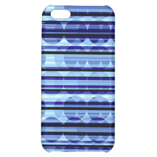 Stripe Polka Dots Blue iPhone 4 Speck Case iPhone 5C Cases