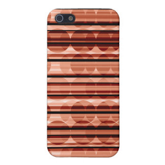 Stripe Polka Dots Orange iPhone 4 Speck Case Covers For iPhone 5