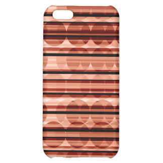 Stripe Polka Dots Orange iPhone 4 Speck Case Case For iPhone 5C