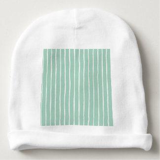 Stripe the Line #2 Baby Beanie