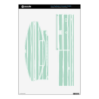 Stripe the Line #2 PS3 Console Decal