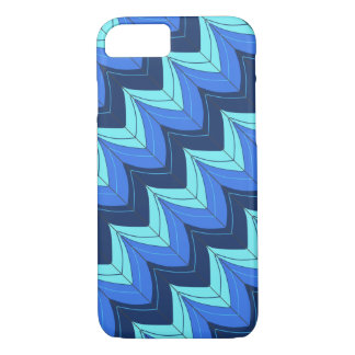 Striped arches on the diagonal iPhone 8/7 case