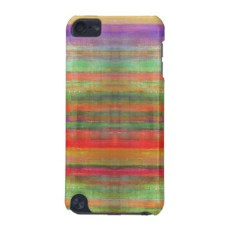 Striped Art Pattern iPod Touch Case