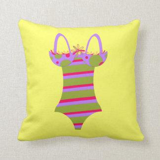 Swim Suit Pillows