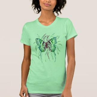 Striped Butterfly Shirt