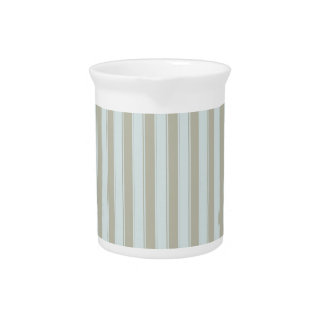 Striped Collection Drink Pitchers