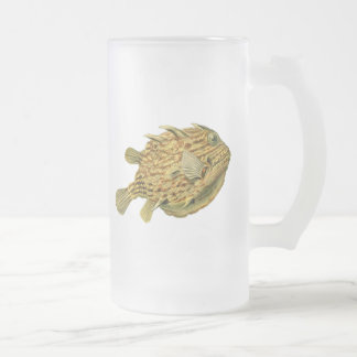 Striped Cowfish Mug
