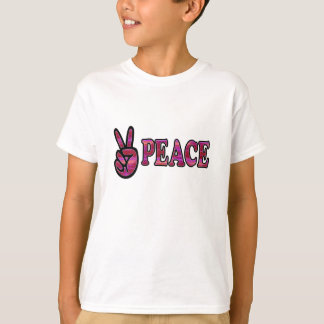 Striped Diamond 02 Peace Shirt
