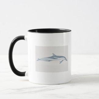 Striped Dolphin Mug