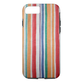 Striped fabric texture iPhone 8/7 case