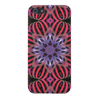 Striped flowers covers for iPhone 5