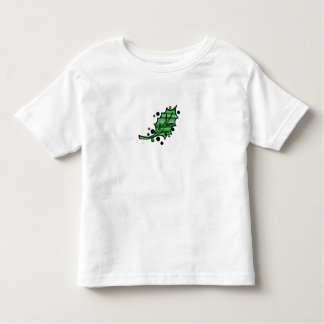 Striped Holly - Toddler T-shirt
