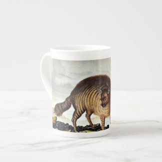 Striped Hyena Art (Aloys Zotl) Tea Cup