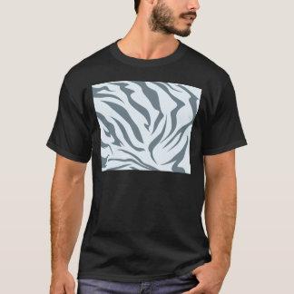 Striped Hyena Skin Pattern T-Shirt
