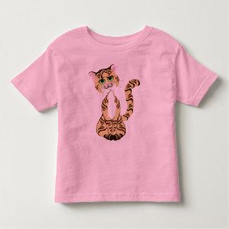 Striped Kitty Kat Shirts