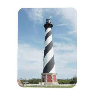 Striped Lighthouse Flexible Magnet