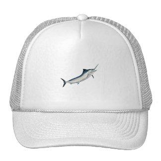 Striped Marlin Hat