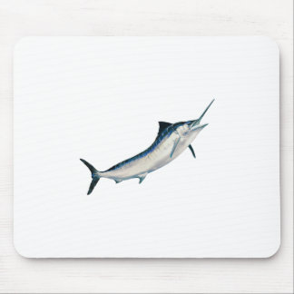 Striped Marlin Mouse Pad