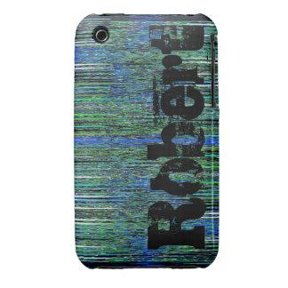 Striped Pattern iPhone 3 Case