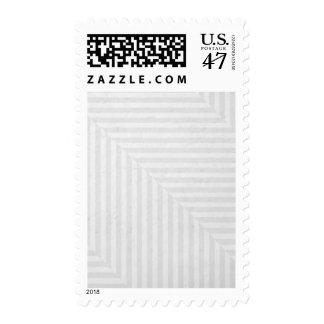 Striped pattern paper background postage stamp