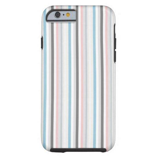 Striped phone case