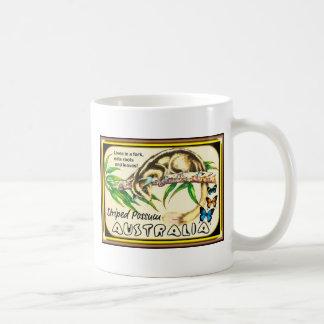 Striped Possum Coffee Mug