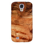 Striped Rock of Double Arch Alcove I Galaxy S4 Cover