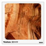 Striped Rock of Double Arch Alcove I Zion Park Wall Decal