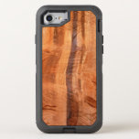 Striped Rock of Double Arch Alcove II Zion Park OtterBox Defender iPhone 8/7 Case