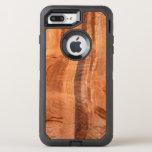 Striped Rock of Double Arch Alcove II Zion Park OtterBox Defender iPhone 8 Plus/7 Plus Case