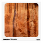 Striped Rock of Double Arch Alcove II Zion Park Room Stickers