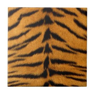 Striped Tiger Skin Ceramic Tile