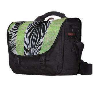 Striped Zebra Commuter Bag