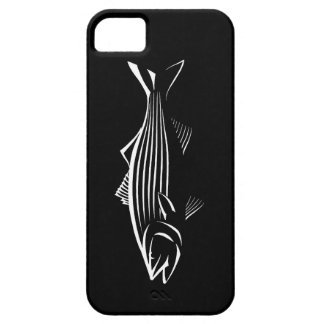 Striper - lubina rayada - caso del iPhone Funda Para iPhone SE/5/5s