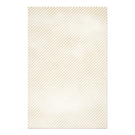 stripes62-tan TANS WHITE STRIPES PATTERN TEXTURES Stationery Paper