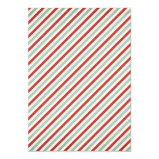 stripes73 red green cream stripes candycane diagon card