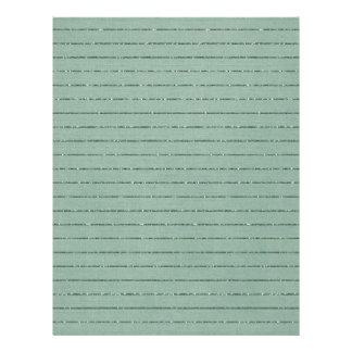 STRIPES 110 GLITTERY MINT GREEN BACKGROUND WALLPAP LETTERHEAD