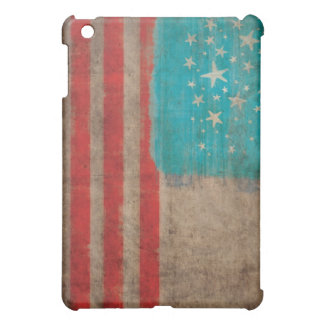 Stripes and Stars United States Case For The iPad Mini