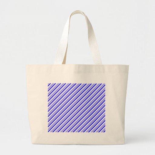 Stripes Canvas Bags