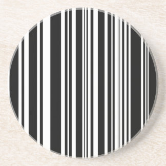 Stripes Before Your Eyes Coaster